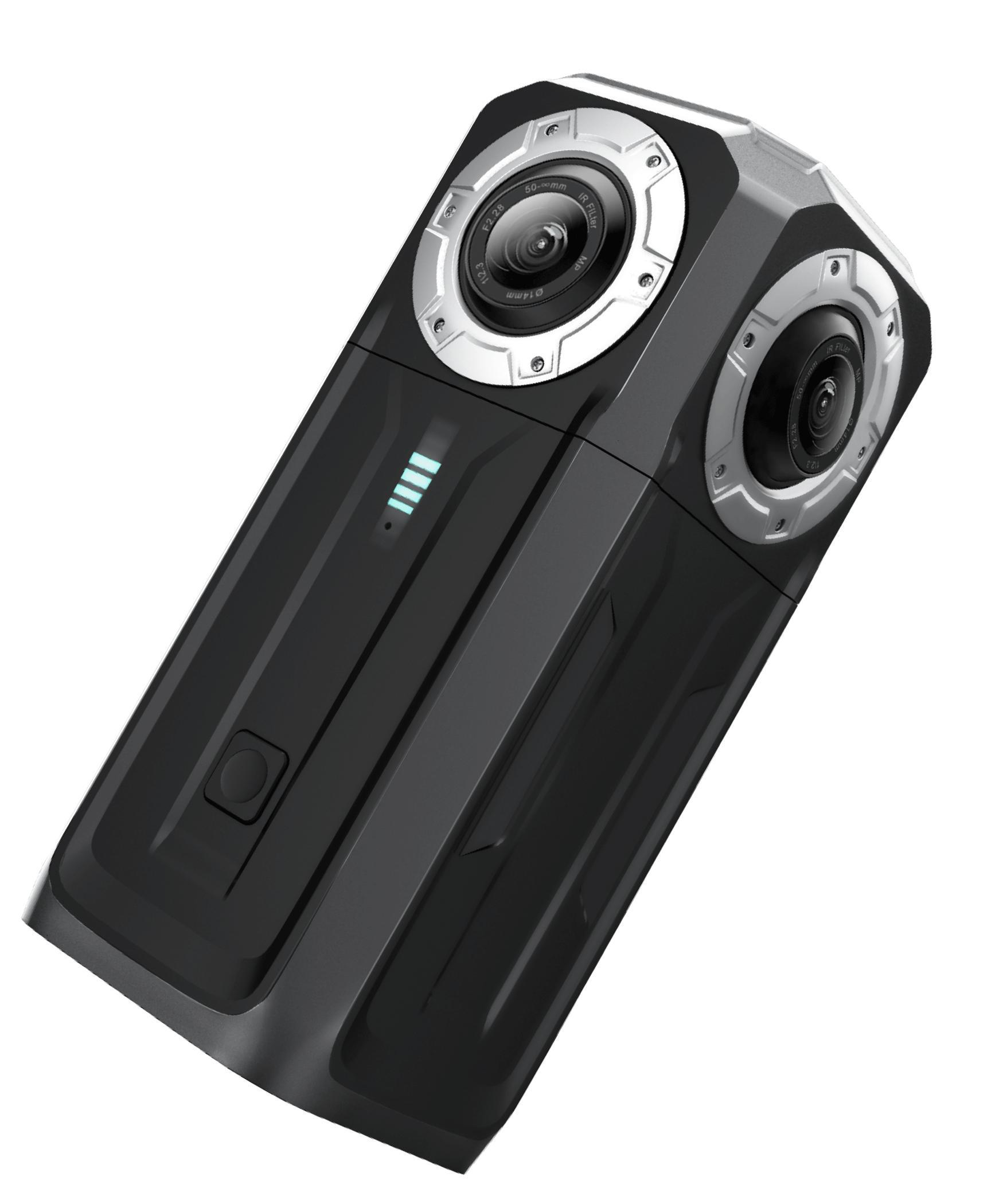 真正的三防全景直播相机