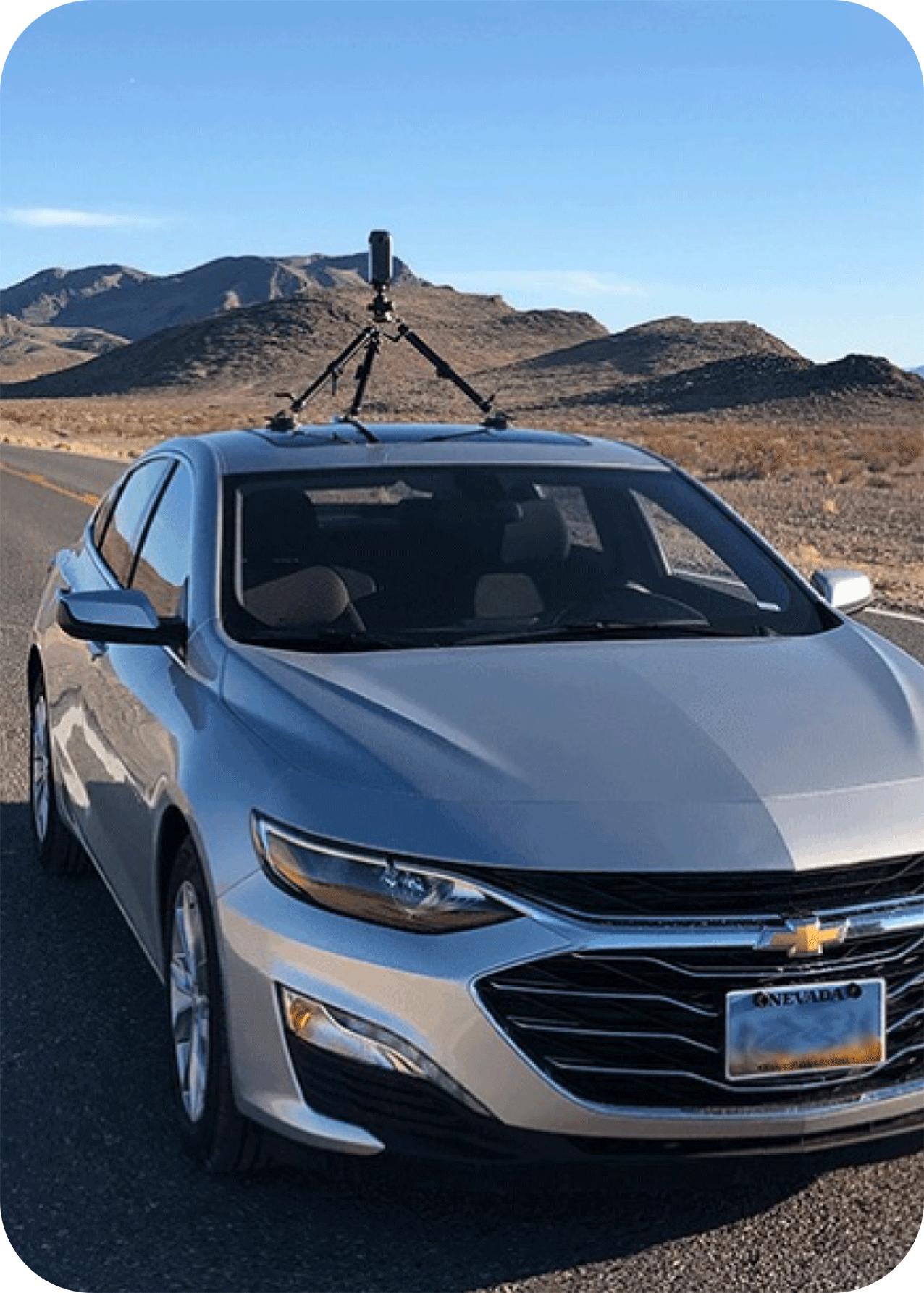 谷歌街景认证相机